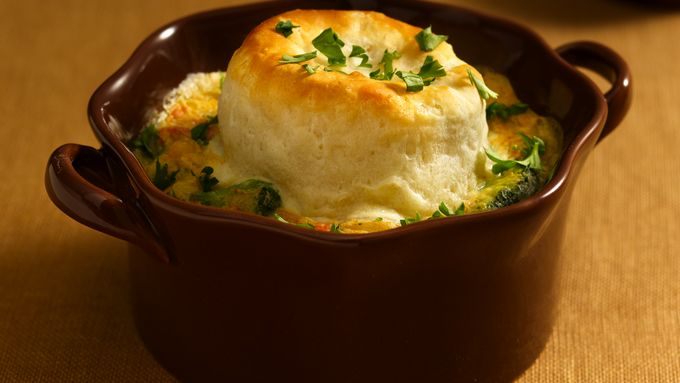 Quick and Easy Chicken Pot Pies recipe - from Tablespoon!