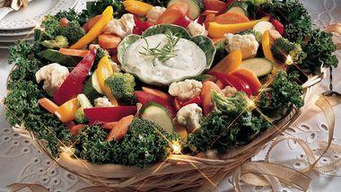 Vegetable Buffet Platter