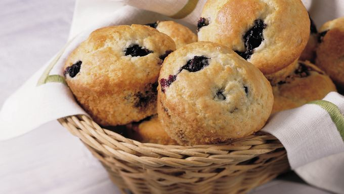 Sweet Muffins