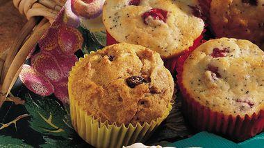Pumpkin-Spice Muffins