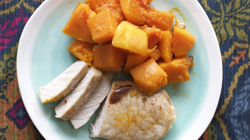 Pork and Butternut Squash