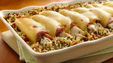 Swiss Chicken Casserole