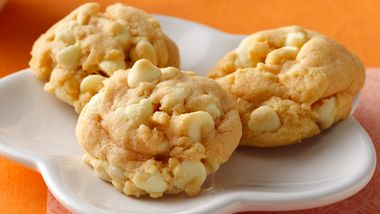 Orange Cream Cookies