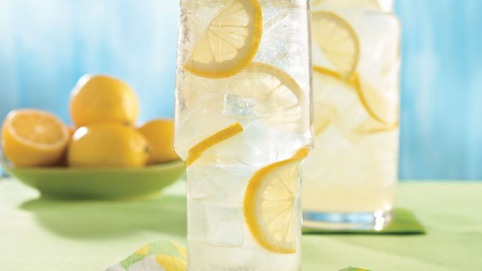 Lemon-Ginger Tingler