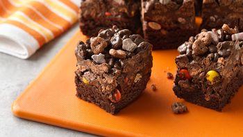 Death By Chocolate Crunch Bars