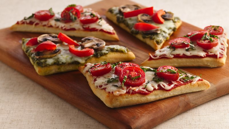 Pizza Triangles