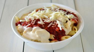 Easiest-Ever Creamy Tomato Pasta
