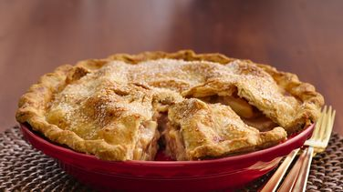 Delicious Apple Cream Pie