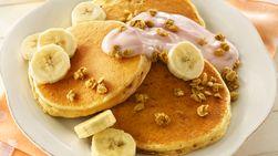 Pancakes de Granola