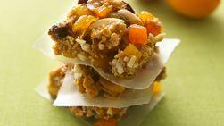 Apricot Almond Energy Bars