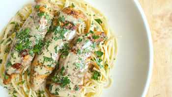 5-Ingredient Chicken Lazone