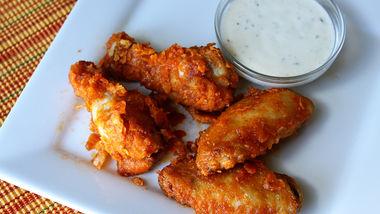 Taco Chicken Wings