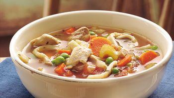 Slow-Cooker Grandma's Chicken Noodle Soup