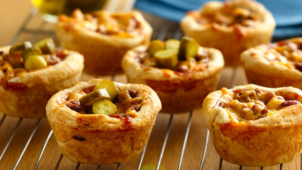 Grands!® Jr. BBQ Beef and Bean Cups recipe from Pillsbury.com