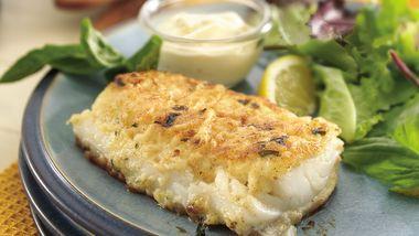 Herbed Fish