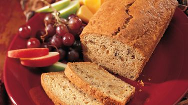Apple-Cinnamon Breakfast Bread
