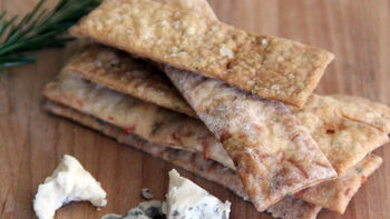 Quick and Easy Crackers