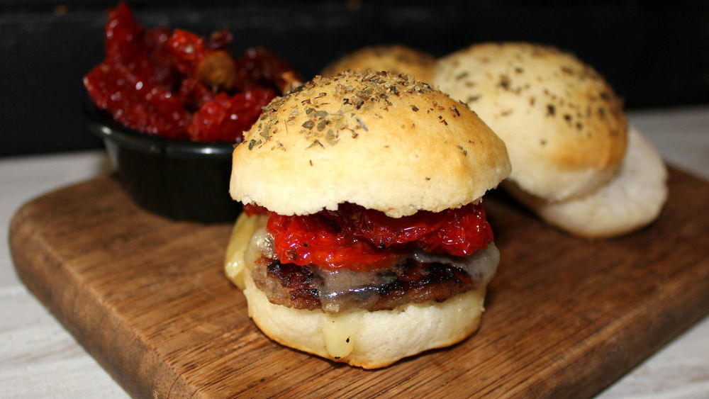 Italian Fun Bun Sliders