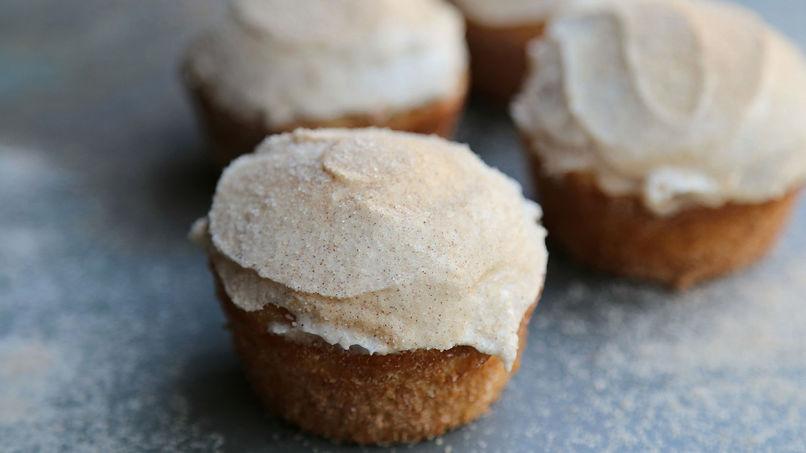 Cupcakes de Churros
