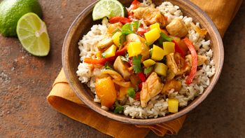 Gluten-Free Mango Chicken Curry