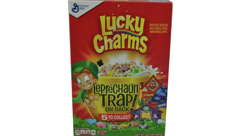 Lucky Charms™ Gluten Free Cereal Box