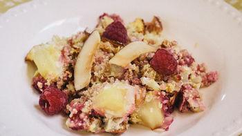 Tropical Breakfast Quinoa