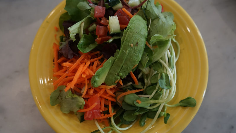 Spring Avocado Salad
