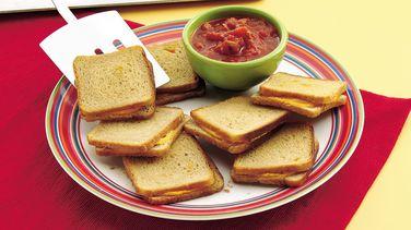 Cheese Mini-wiches