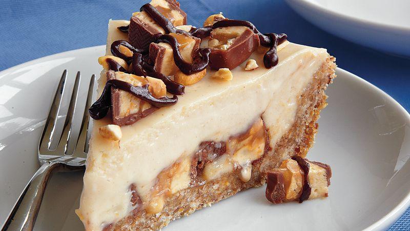 Candy Bar Pie