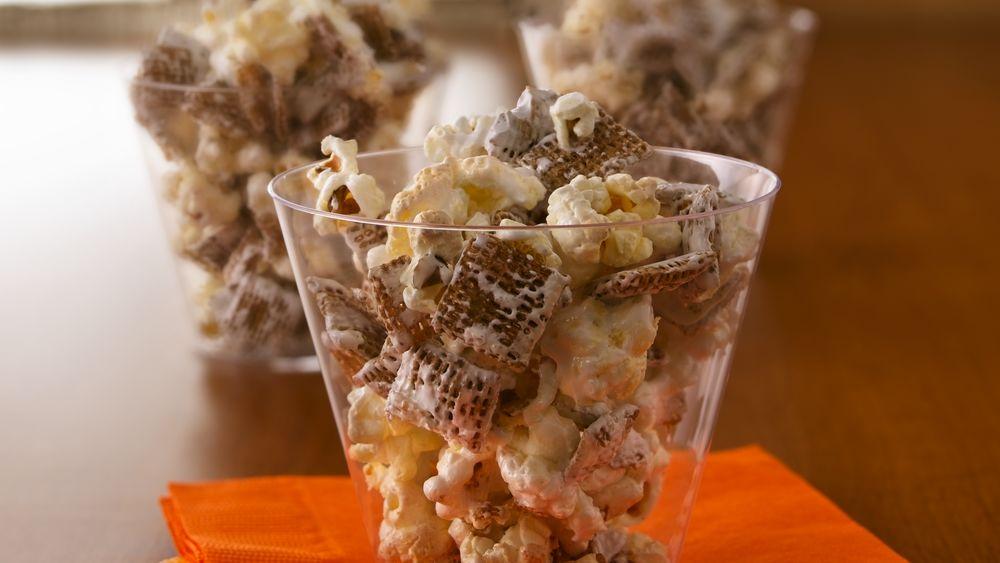 Campfire Popcorn Snack