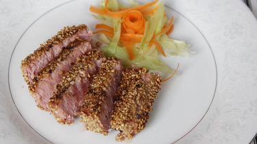 Sesame Crusted Tuna
