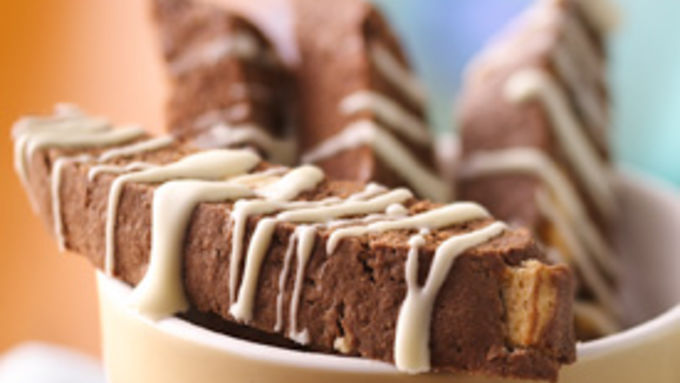 Double Chocolate Orange Biscotti