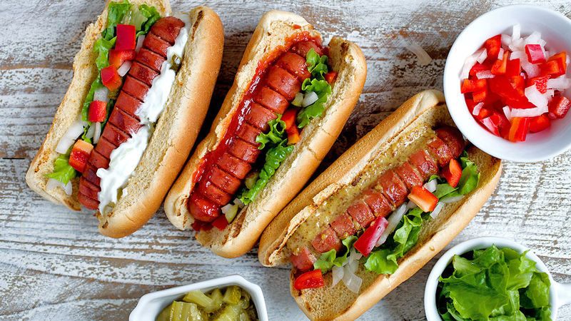 How To Make Hot Dogs Step By Step