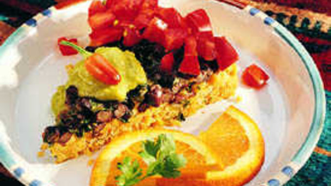 Southwest Tamale Tart (Cooking for 2)