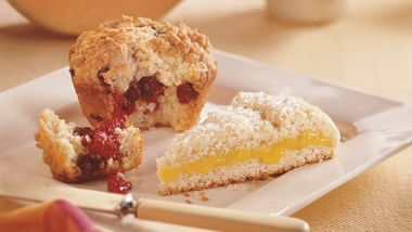 Berry Best Muffins