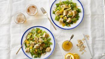 Lemon-Pepper Chicken Salad