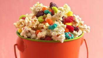 Sparkly Popcorn