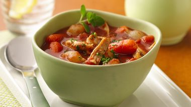 Slow-Cooker Greek Chicken Stew