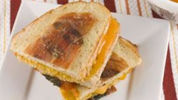 Saltimbocca Grilled Cheese