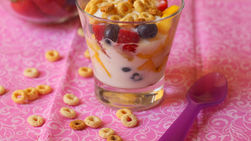 Fruit and Cereal Cups