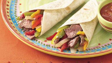 Fajitas for Two