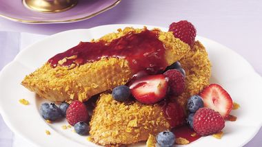 Crunchy Oven French Toast