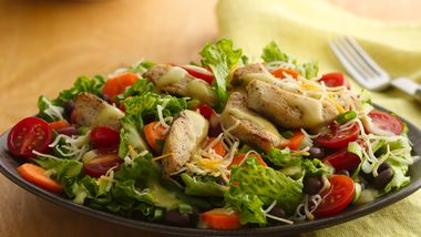 Chicken and Black Bean Salad