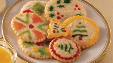 Eggnog Cut-Out Cookies
