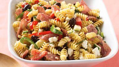Greek-Style Pasta Salad