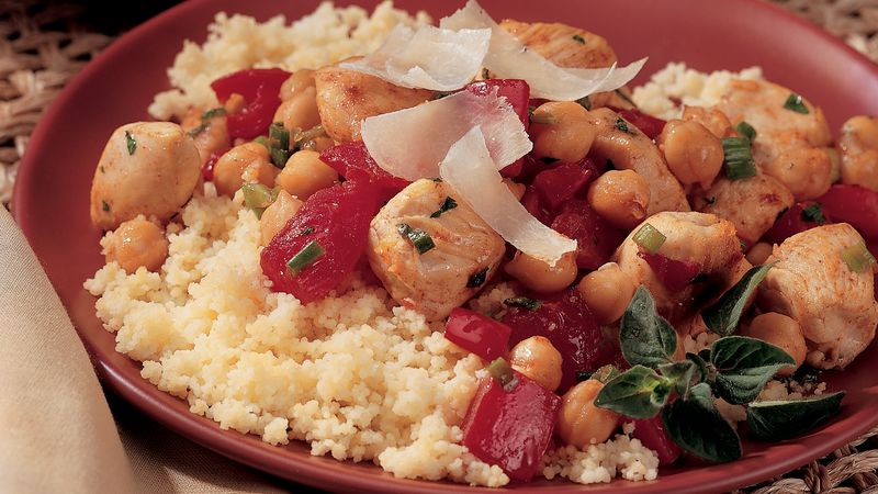 Chicken Vegetable Couscous