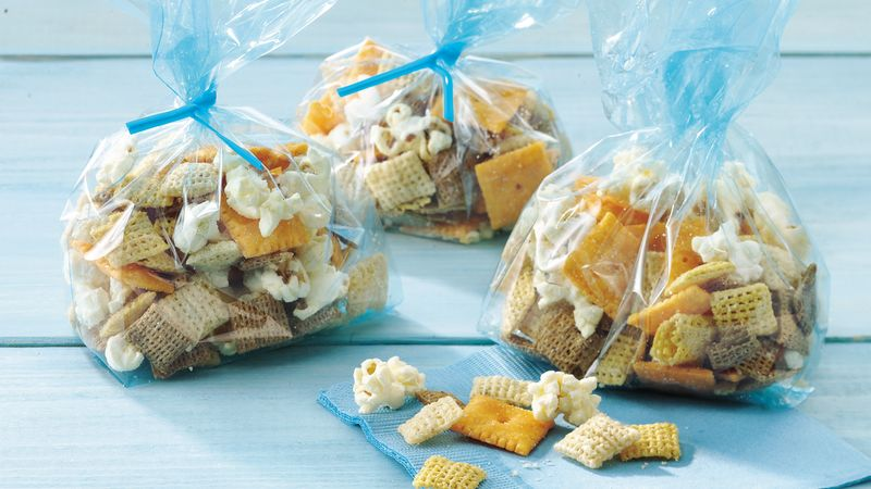 Parmesan Cheese Chex® Mix