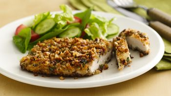 Pecan Crusted Chicken