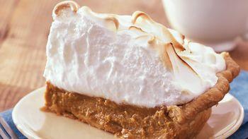 Pumpkin Meringue Pie