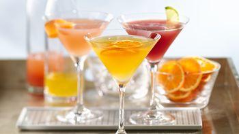Gluten-Free Skinny Clementine Martini